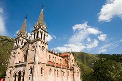 Covadonga Royalty Free Stock Image