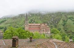 Covadonga, Asturias Royalty Free Stock Photo