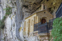 Covadonga Royalty Free Stock Photos