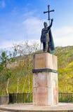 covadonga królewiątka pelayo sanktuarium Fotografia Royalty Free
