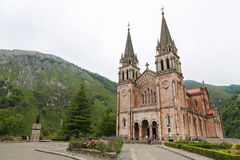 Covadonga Royalty Free Stock Images