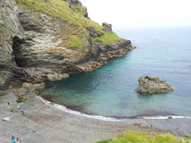 cove Royaltyfria Foton