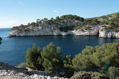 Cove of Cassis Stock Photos