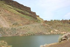 The Cove Palisades Royalty Free Stock Image
