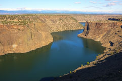 The Cove Palisades State Park. Royalty Free Stock Image