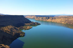 The Cove Palisades State Park. Stock Image