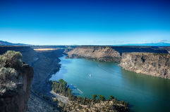 The Cove Palisades State Park. Stock Photography
