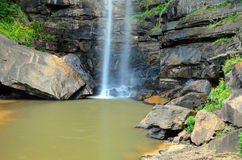 Cove of Toccoa Falls Stock Image