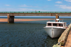 Covehead Harbour Stock Photography