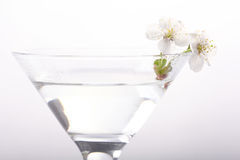 Covenants cherry fragrance perfume Royalty Free Stock Photography