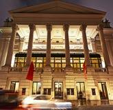 covent όπερα του Λονδίνου σπι&ta Στοκ Φωτογραφίες