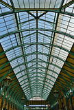 Covent Gardeb roof Royalty Free Stock Images