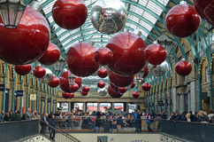 Covent Garden, London, England. Royalty Free Stock Photography