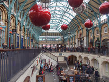 Covent Garden London Stock Images