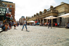 Covent garden Royalty Free Stock Photography