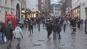 Covent Garden stock footage