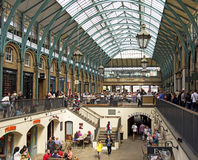 Covent Garden, London Stock Photos