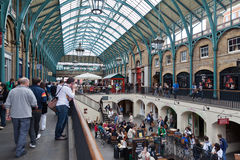 Covent Garden Market London Royalty Free Stock Photography