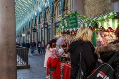 Covent Garden Market, London Stock Image