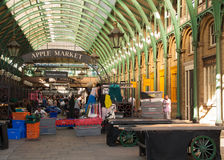 Covent garden market Royalty Free Stock Photo