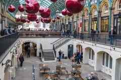 Covent Garden market London Stock Photography