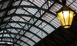 Covent Garden marknadstak fotografering för bildbyråer