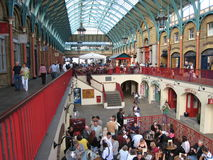 Covent Gardens Market, London Stock Images