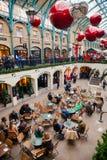 Covent-Garten-Markt Innen-London Großbritannien Stockbilder