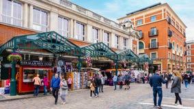 Covent-Garten-Markt in London, U K lizenzfreies stockbild