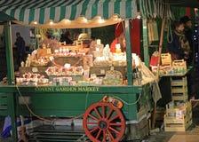 Covent Garten-Markt stockfoto