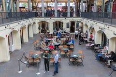 Covent ogródu rynek, główna atrakcja turystyczna w Londyn, UK fotografia stock