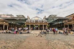 Covent ogródu rynek w Londyn, Anglia, UK zdjęcia stock