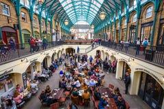 Covent ogródu rynek w Londyn, UK zdjęcie stock