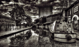 Coventry Canal Basin Stock Photos