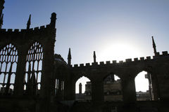 Coventry Cathedral Stock Image
