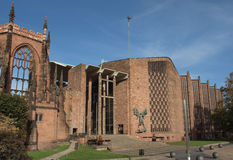 Coventry Cathedral Royalty Free Stock Photo