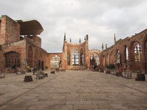 Coventry Cathedral ruins Stock Images