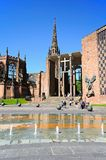 Coventry Cathedral. Royalty Free Stock Image