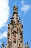 The Coventry Cross. Royalty Free Stock Images