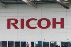 COVENTRY, het VERENIGD KONINKRIJK - MEI 5, 2018 - Mening van het Ricoh-Arenastadion, Coventry, West Midlands, Engeland, het UK royalty-vrije stock foto's
