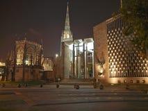 Coventry katedra Obrazy Royalty Free