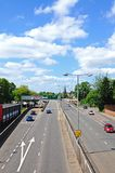 Coventry ringroad. Stock Photos