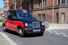 Coventry Taxi Cab. Stock Photos