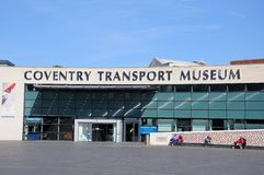 Coventry Transport Museum. Stock Photography
