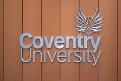 Coventry University stock photography