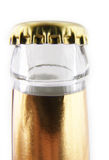 Cover. Of beer bottle Royalty Free Stock Photography