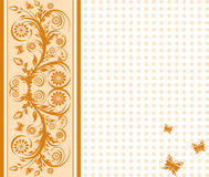 Cover background with ornament Stock Photos