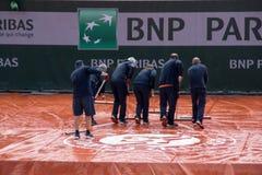 PARIS, FRANCE - JUNE 8, 2019: Roland Garros royalty free stock image