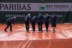PARIS, FRANCE - JUNE 8, 2019: Roland Garros royalty free stock photography