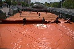 PARIS, FRANCE - JUNE 8, 2019: Roland Garros royalty free stock photos